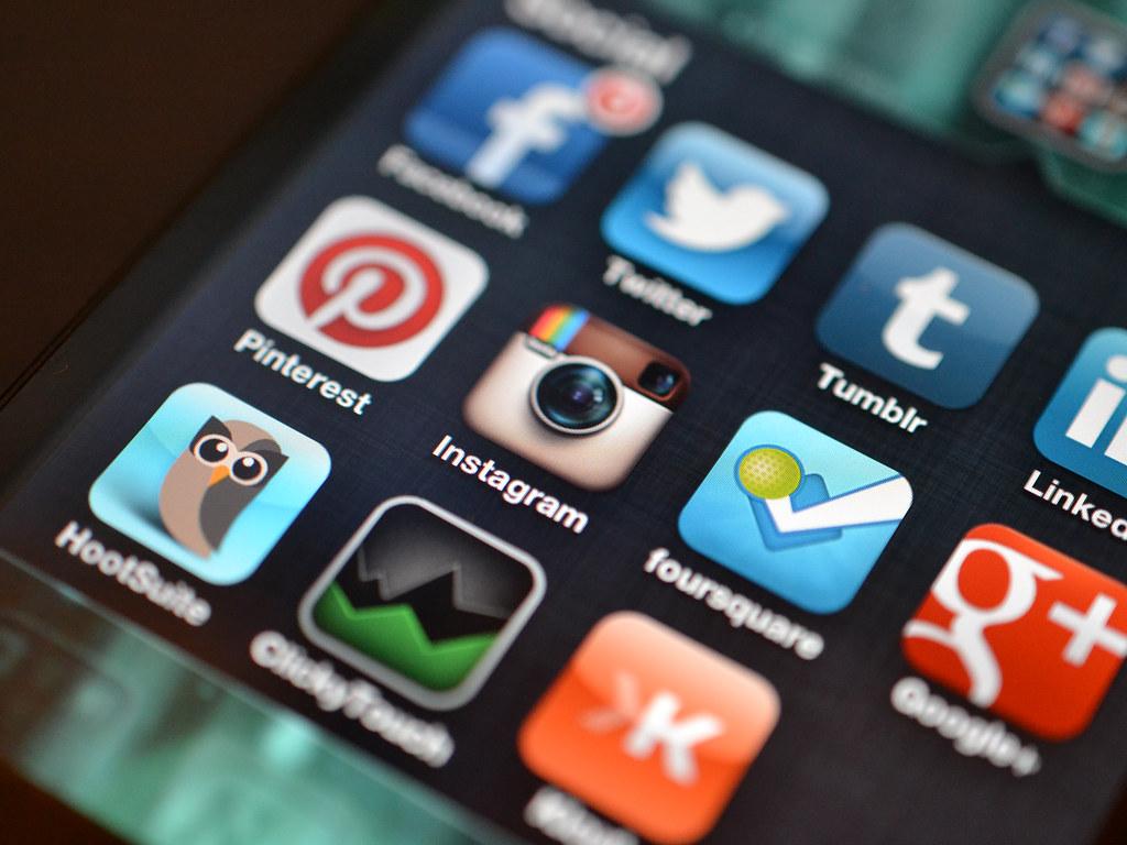 網店和手機App